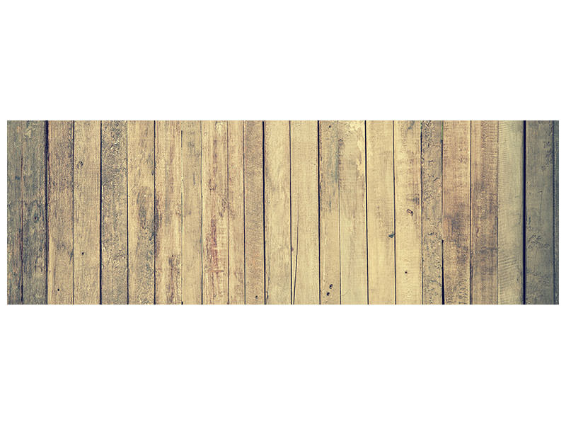 Panoramic Canvas Print Boards wall