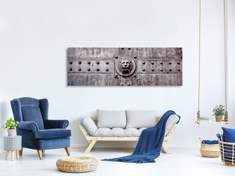 Panoramic Canvas Print Artful gate