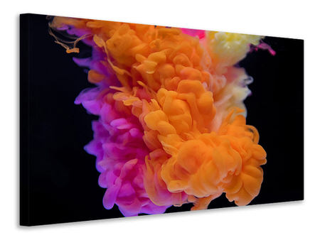 Canvas print Floating Art 1