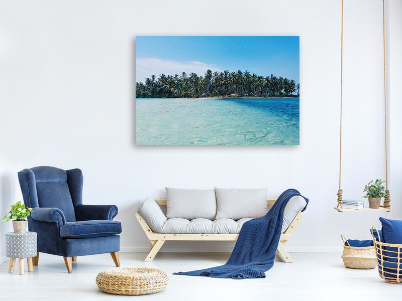 Canvas print My oasis