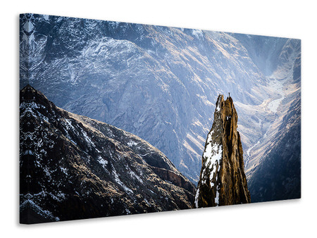 Canvas print The Top