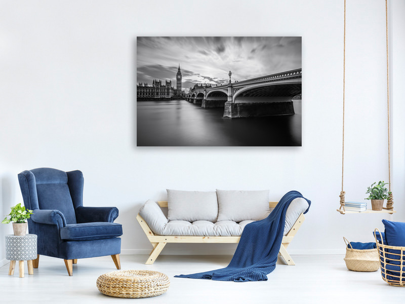 Canvas print Westminster Serenity
