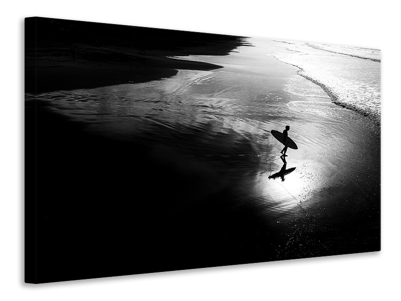 Canvas print Surf 11
