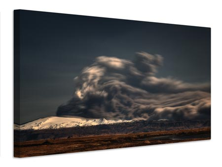 Canvas print Power Of Nature