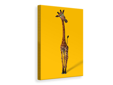 Canvas print Sweety Giraffes